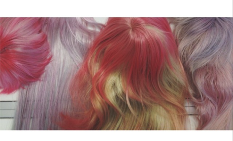 Amazing My Little Pony Inspired Wigs By Alice Tucker. Photo Credit: altuckerr Instagram